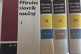 Příruční slovník naučný 1.-4. díl KOMPLET!