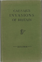 Caesar´s Invasion of Britain (Gallic War IV.)
