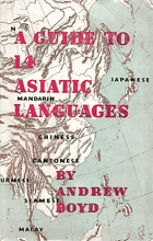 A Guide to 14 Asiatic Languages.