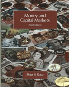 Money and Capital Markets. The Financial System in an Increasingly Global Economy
